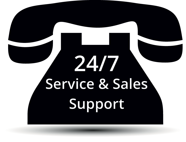 24/7 service & sales support for Canadian Water Conditioning