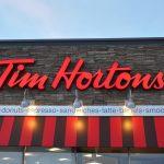 Tim Hortons franchise owner Dennis Hallman